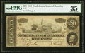 Confederate Notes:1864 Issues, T67 $20 1864 PF-23 Cr. 523.. ...