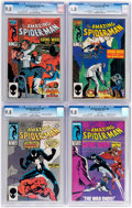 Modern Age (1980-Present):Superhero, The Amazing Spider-Man #285-288 CGC-Graded Group (Marvel, 1987) CGCNM/MT 9.8.... (Total: 4 Comic Books)