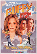 """Movie Posters:Fantasy, Buffy: The Musical (Warner Brothers, 2001). Television One Sheet(27"""" X 41""""). Fantasy.. ..."""