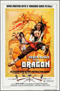 "Movie Posters:Action, Seven Blows of the Dragon & Others Lot (New World, 1973). One Sheets (3) (27"" X 41""). Action.. ... (Total: 3 Items)"