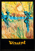 """Movie Posters:Animation, Vincent (Roadshow Film Distributors, 1987). One Sheet (27.5"""" X39.5""""). Animation.. ..."""