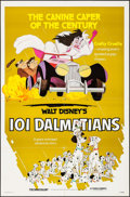 """Movie Posters:Animation, 101 Dalmatians & Other Lot (Buena Vista, R-1979). One Sheets (2) (27"""" X 41""""). Animation.. ... (Total: 2 Items)"""