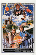 "Movie Posters:Comedy, Strange Brew (MGM/UA, 1983). One Sheet (27"" X 41""). Comedy.. ..."
