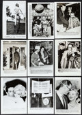 "Movie Posters:Miscellaneous, Marilyn Monroe (1950s-1960s). Wire Service Photos (14) (5"" X 7""). Miscellaneous.. ... (Total: 14 Items)"