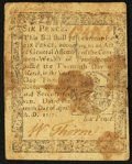 Colonial Notes:Pennsylvania, Pennsylvania April 10, 1777 6d Very Good.. ...