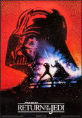 """Movie Posters:Science Fiction, Return of the Jedi (20th Century Fox, 1983). British CommercialPosters (5) (24"""" X 34""""). Science Fiction.. ... (Total: 5 Items)"""