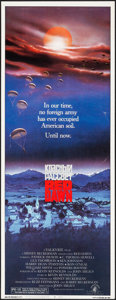 """Movie Posters:Action, Red Dawn (MGM, 1984). Insert (14"""" X 36""""). Action.. ..."""