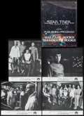 """Movie Posters:Science Fiction, Star Trek: The Motion Picture (Paramount, 1979). Presskit (9"""" X11""""). Science Fiction.. ..."""