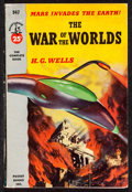 "Movie Posters:Science Fiction, The War of the Worlds (Pocket Book Inc & Paramount, 1953).Movie Edition Paperback Book (180 Pages, 4.25"" X 6.25"") & Photo(... (Total: 2 Items)"