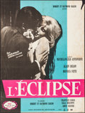 """Movie Posters:Foreign, The Eclipse (Sirius, 1962). French Affiche (23"""" X 31.5""""). Foreign.. ..."""