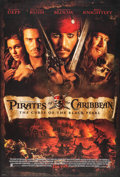 """Movie Posters:Adventure, Pirates of the Caribbean: The Curse Of The Black Pearl (BuenaVista, 2003). One Sheet (27"""" X 41""""). DS Advance. Adventure.. ..."""