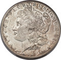 Morgan Dollars, 1889-CC $1 AU53 PCGS....