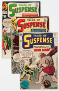 Silver Age (1956-1969):Superhero, Tales of Suspense Group of 13 (Marvel, 1963-66) Condition: AverageGD.... (Total: 13 Comic Books)