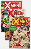 Silver Age (1956-1969):Superhero, X-Men Group of 31 (Marvel, 1964-70) Condition: Average GD....(Total: 31 Comic Books)