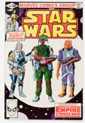 Modern Age (1980-Present):Science Fiction, Star Wars #42 (Marvel, 1980) Condition: VF....