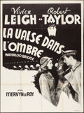 "Movie Posters:Romance, Waterloo Bridge (MGM, R-1960s). French Grande (46.5"" X 63""). Drama.. ..."
