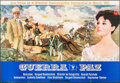 "Movie Posters:Foreign, War and Peace (Sovexportfilm, 1966). Horizontal Argentinean Poster (32"" X 44""). Foreign.. ..."