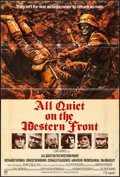 "Movie Posters:War, All Quiet on the Western Front & Others Lot (ITC, 1979).British One Sheets (3) (27"" X 40""), One Sheet (27"" X 41""), UncutPr... (Total: 22 Items)"