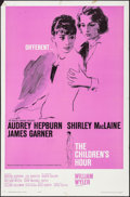"""Movie Posters:Drama, The Children's Hour & Other Lot (United Artists, 1962). OneSheets (2) (27"""" X 41""""). Drama.. ... (Total: 2 Items)"""