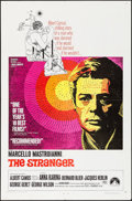 "Movie Posters:Foreign, The Stranger & Others Lot (Paramount, 1967). One Sheets (2) (27"" x 41""), Mexican One Sheet (24.25"" x 37""), & Promotional Pos... (Total: 4 Items)"