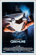 "Movie Posters:Horror, Gremlins (Warner Brothers, 1984). One Sheet (27"" X 41""). Horror.. ..."