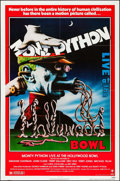 """Movie Posters:Comedy, Monty Python Live at the Hollywood Bowl & Other Lot (Columbia, 1982). One Sheets (2) (27"""" X 41""""). Comedy.. ... (Total: 2 Items)"""