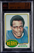 Football Cards:Singles (1970-Now), 1976 Topps Walter Payton #148 BVG NM+ 7.5....