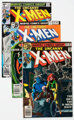 X-Men Group of 14 (Marvel, 1978-81) Condition: Average FN.... (Total: 14 Comic Books)