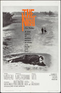 """Movie Posters:Foreign, La Notte (Lopert, 1961). One Sheet (27"""" X 41""""). Foreign.. ..."""