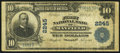 National Bank Notes:Kentucky, Mayfield, KY - $10 1902 Plain Back Fr. 631 The First NB Ch. # 2245....