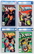 Modern Age (1980-Present):Superhero, X-Men #173 and 176-178 Group (Marvel, 1983-84) Condition: CGC NM/MT9.8.... (Total: 4 Comic Books)