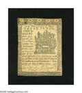 Colonial Notes:Delaware, Delaware May 1, 1777 3d Very Fine. Moderate handling is found onthis note that has a small spot in the upper left-hand corn...