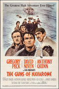 "Movie Posters:War, The Guns of Navarone (Columbia, 1961). One Sheet (27"" X 41""). War....."