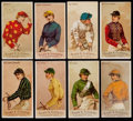 "Non-Sport Cards:Sets, 1888 N22 Allen & Ginter ""Racing Colors Of The World"" Near Set(38/50). ..."
