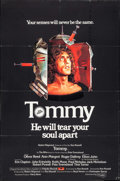 "Movie Posters:Rock and Roll, Tommy (Hemdale, 1975). British Poster (49.5"" X 60""). Rock andRoll.. ..."