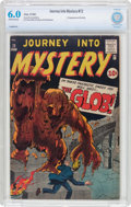 Silver Age (1956-1969):Horror, Journey Into Mystery #72 (Marvel, 1961) CBCS FN 6.0 Off-white towhite pages....