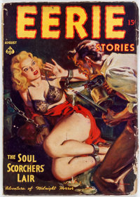 Eerie Stories V1#1 (Magazine Publishers Inc., 1937) Condition: VG-