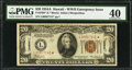 Small Size:World War II Emergency Notes, Fr. 2305* $20 1934A Hawaii Federal Reserve Note. PMG Extremely Fine40.. ...