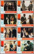 "Movie Posters:Academy Award Winners, In the Heat of the Night (United Artists, 1967). Lobby Card Set of8 (11"" X 14""). Academy Award Winners.. ... (Total: 8 Items)"