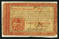 Colonial Notes:Pennsylvania, Pennsylvania April 10, 1777 20s Very Good.. ...