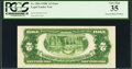 Error Notes:Inverted Reverses, Fr. 1504 $2 1928C Legal Tender Note. PCGS Very Fine 35.. ...