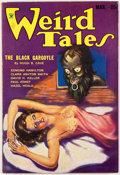 Pulps:Horror, Weird Tales - March 1934 (Popular Fiction) Condition: FN....