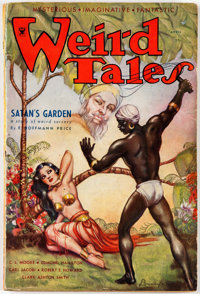 Weird Tales - April 1934 (Popular Fiction) Condition: FN