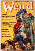 Pulps:Horror, Weird Tales - February 1939 (Popular Fiction, 1939) Condition:FN....