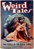 Pulps:Horror, Weird Tales - September 1934 (Popular Fiction) Condition: GD/VG....