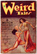 Pulps:Horror, Weird Tales - December 1934 (Popular Fiction) Condition: VG....