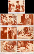 "Movie Posters:Crime, Bonnie and Clyde (Warner Brothers-Seven Arts, 1967). Lobby Cards(7) (11"" X 14""). Crime.. ... (Total: 7 Items)"