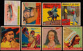Non-Sport Cards:Lots, 1930's Non-Sports Collection (104) With R21's....