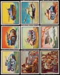 "Non-Sport Cards:Sets, 1950 Topps ""Freedom's War"" Partial Set (125/203). ..."