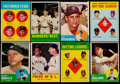 Baseball Cards:Lots, 1963 Topps Baseball Collection (259). ...